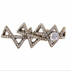 BaubleBar Angles Ring Trio
